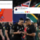 Le All Black Sonny Bill Williams soutient les Ouïghours