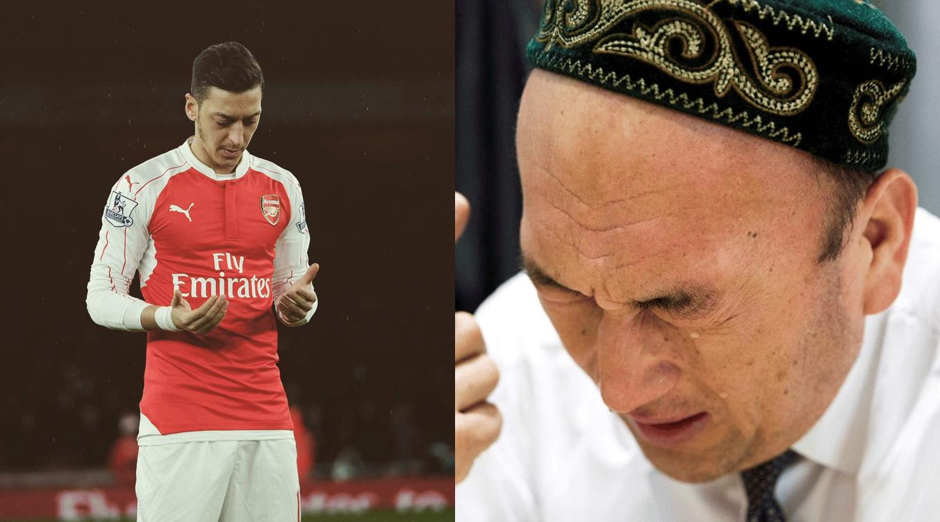 Mesut Özil soutient les Ouïghours et dénonce le silence des pays musulmans