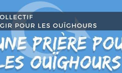 Mobilisation pour les ouighours en France