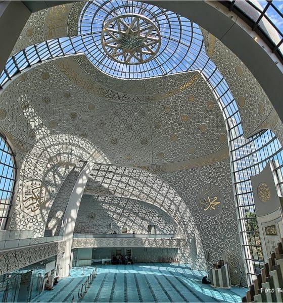 Mosquée de Cologne