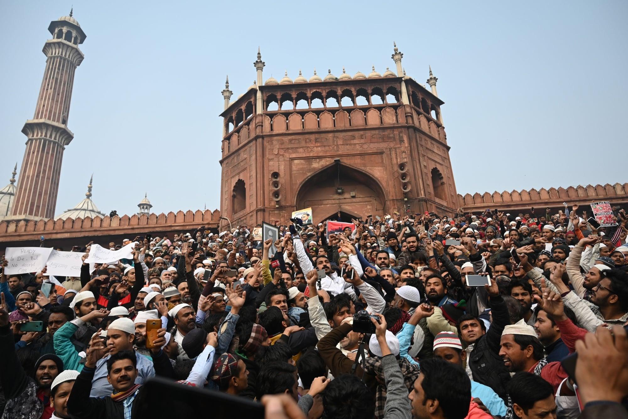 Musulmans Inde