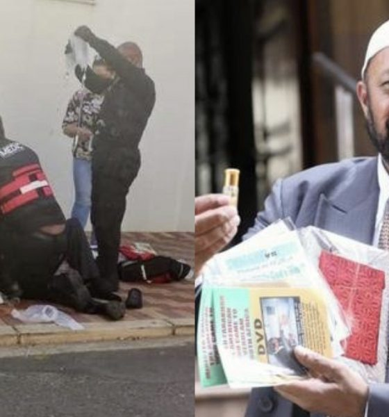 Yousuf Deedat succombe à ses blessures après une tentative d'assassinat