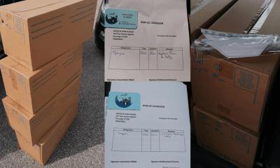 L'association El Badr fait don de 10 000 masques FFP2 à des hôpitaux et professionnels de santé
