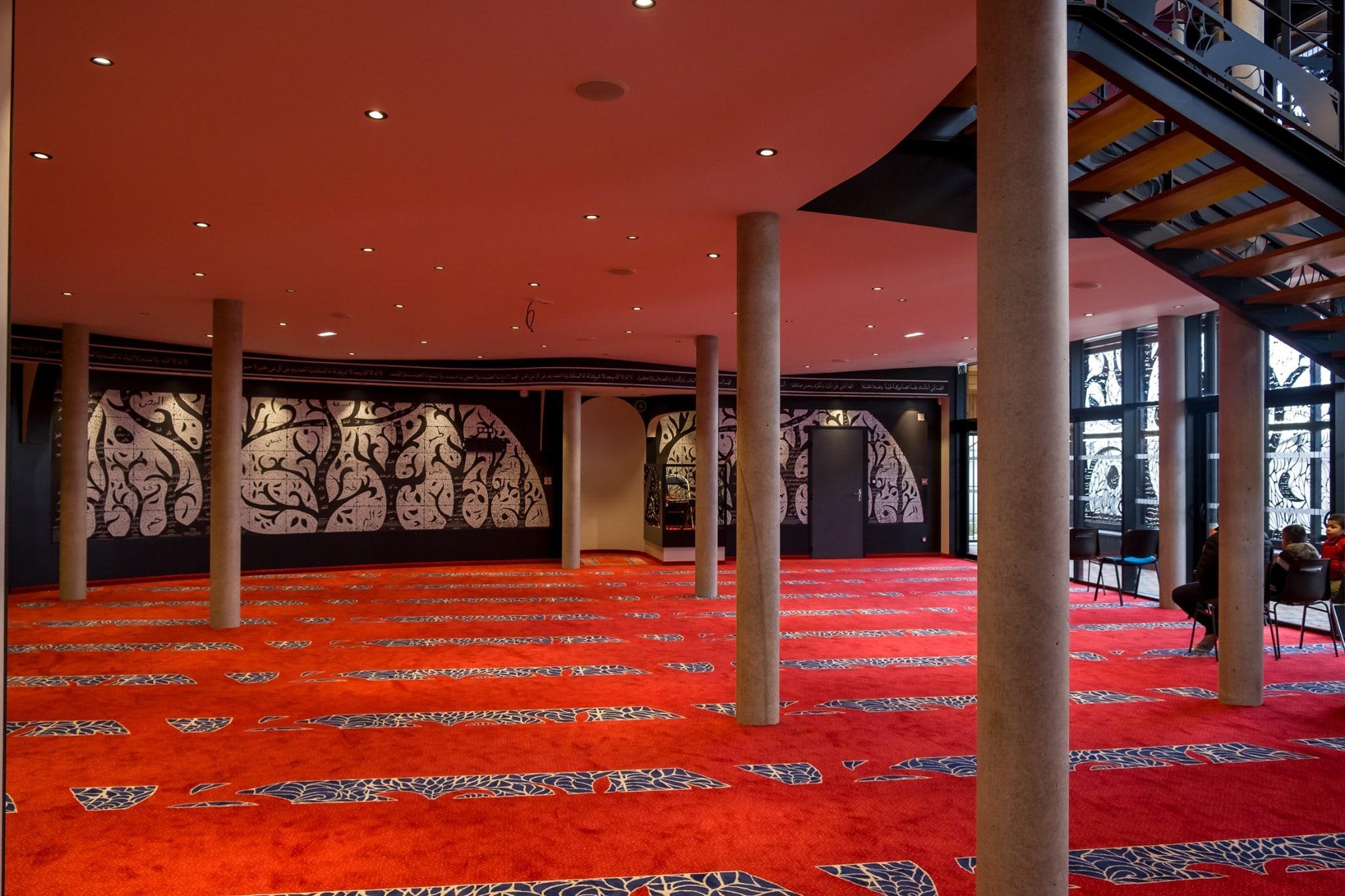Mosquée de Trélazé