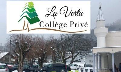 Collège musulman la vertu Annecy