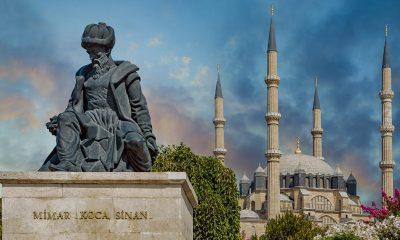 Mimar Sinan architecte mosquées