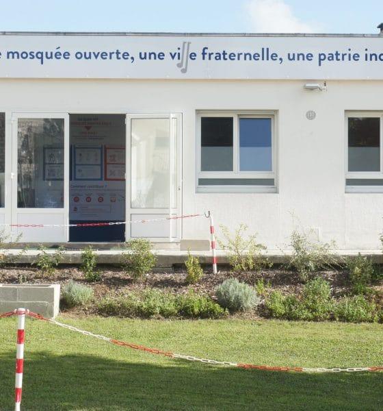 Mosquée Mantes la Ville