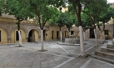 cours mosquee Ibn Adabbas Seville
