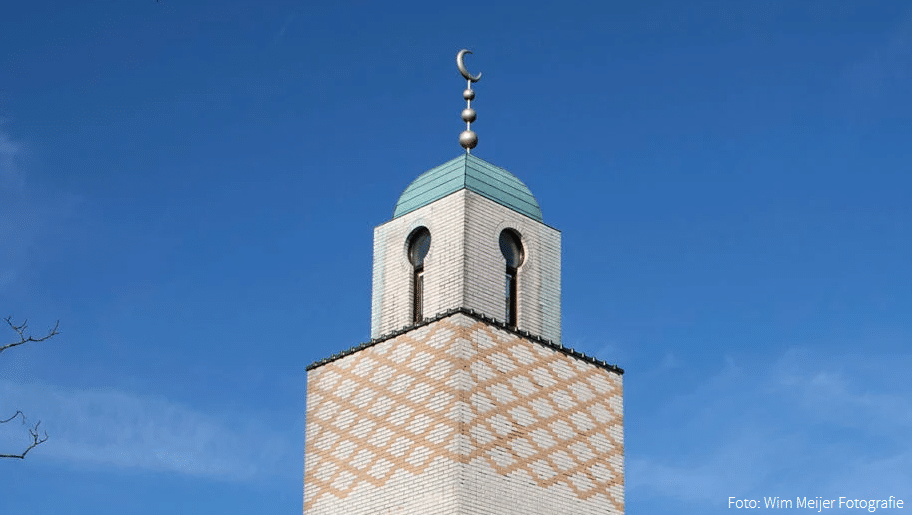mosquees diffusent adhan pays-bas