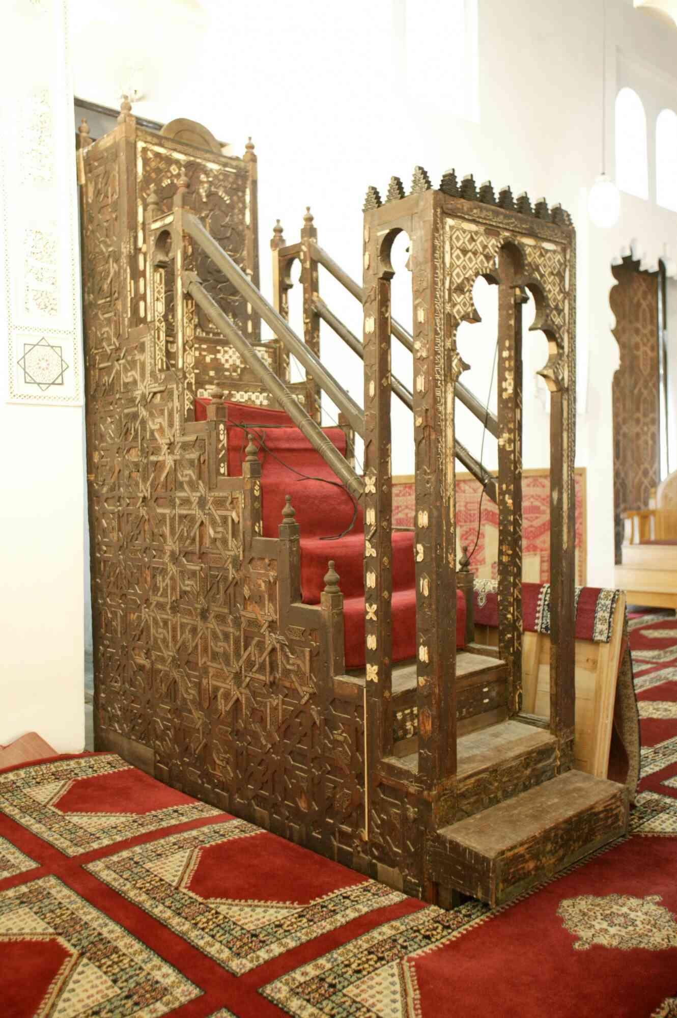 Minbar al Qarawiyyin