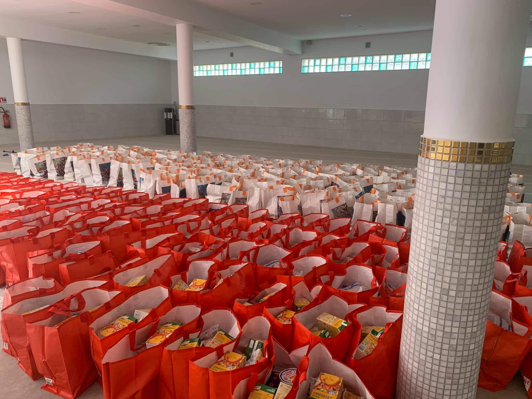 Mosquée Brest Ramadan confinement