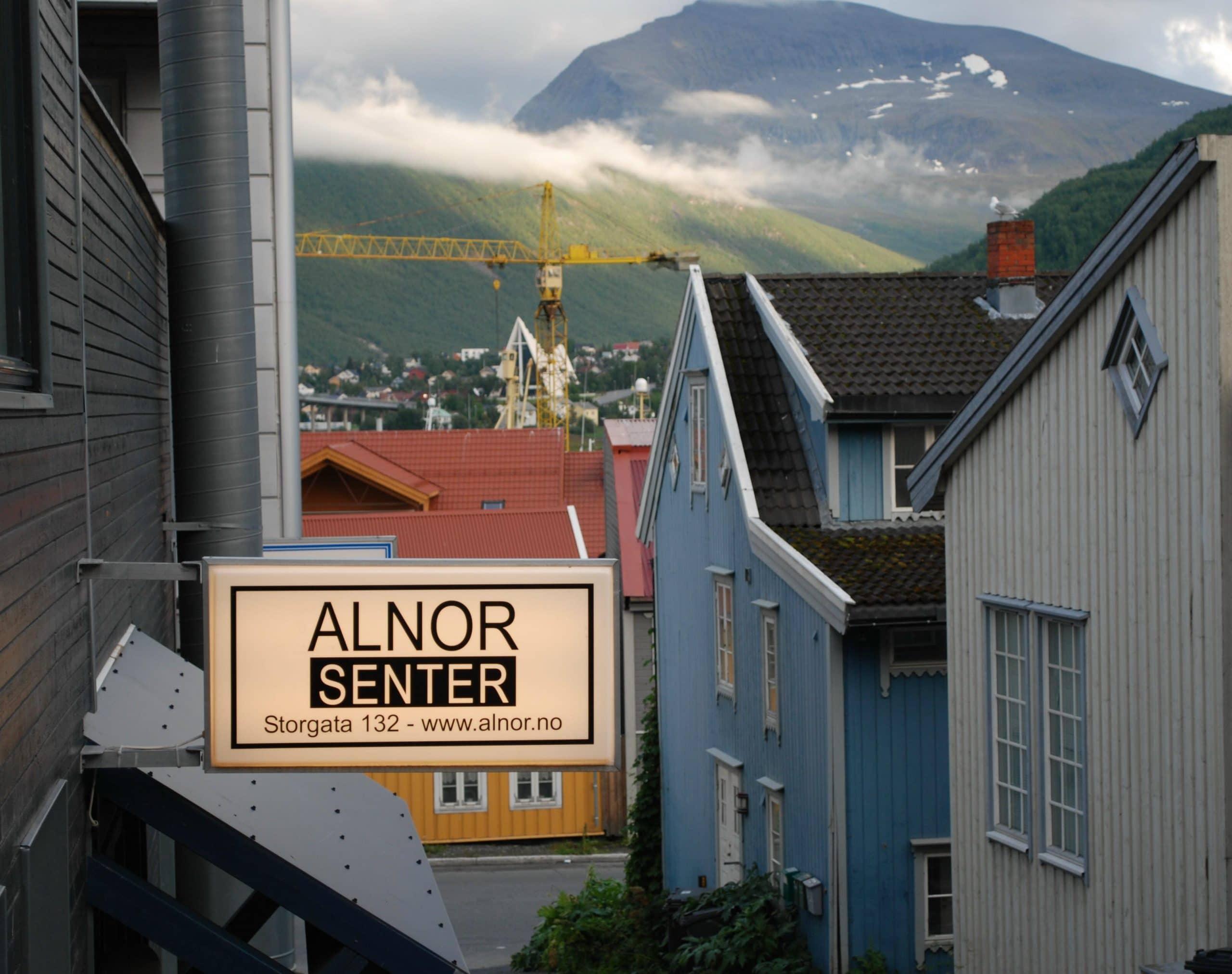 Mosquée Tromso Norvege
