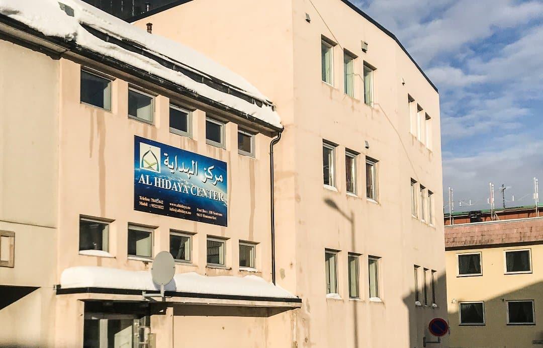 Mosquee Hammerfest