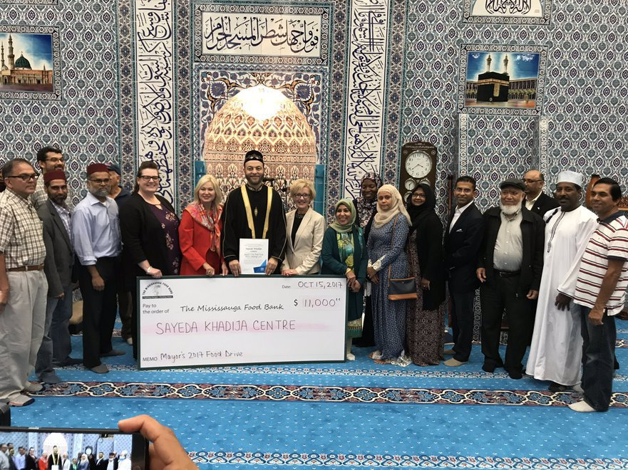 Mosquee Mississauga