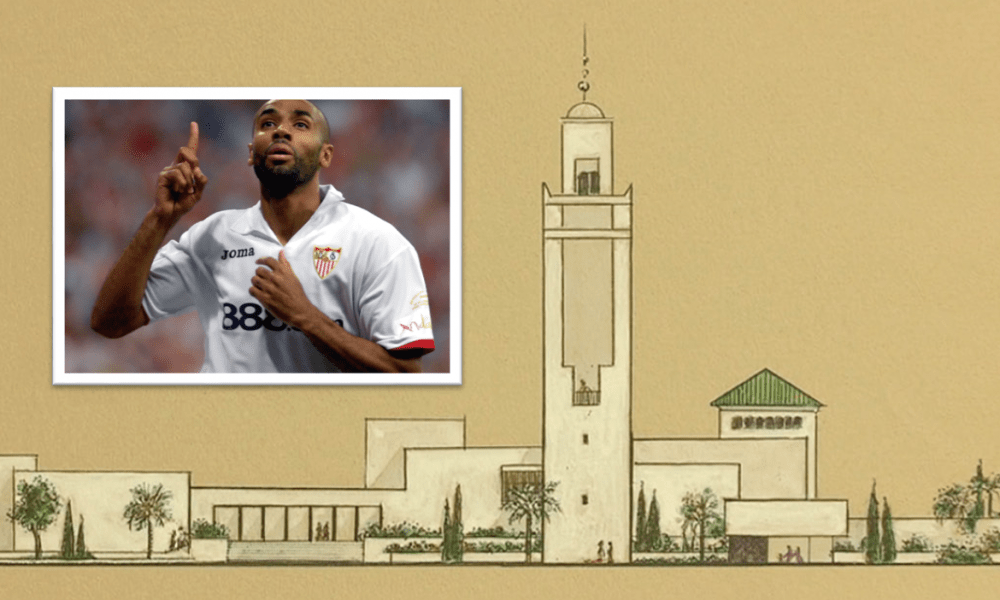 Mosquee Seville Kanoute