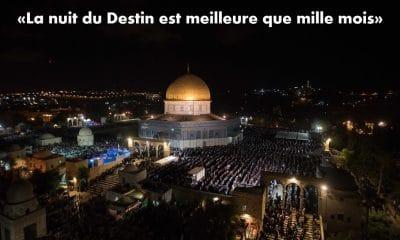Nuit du Destin Ramadan