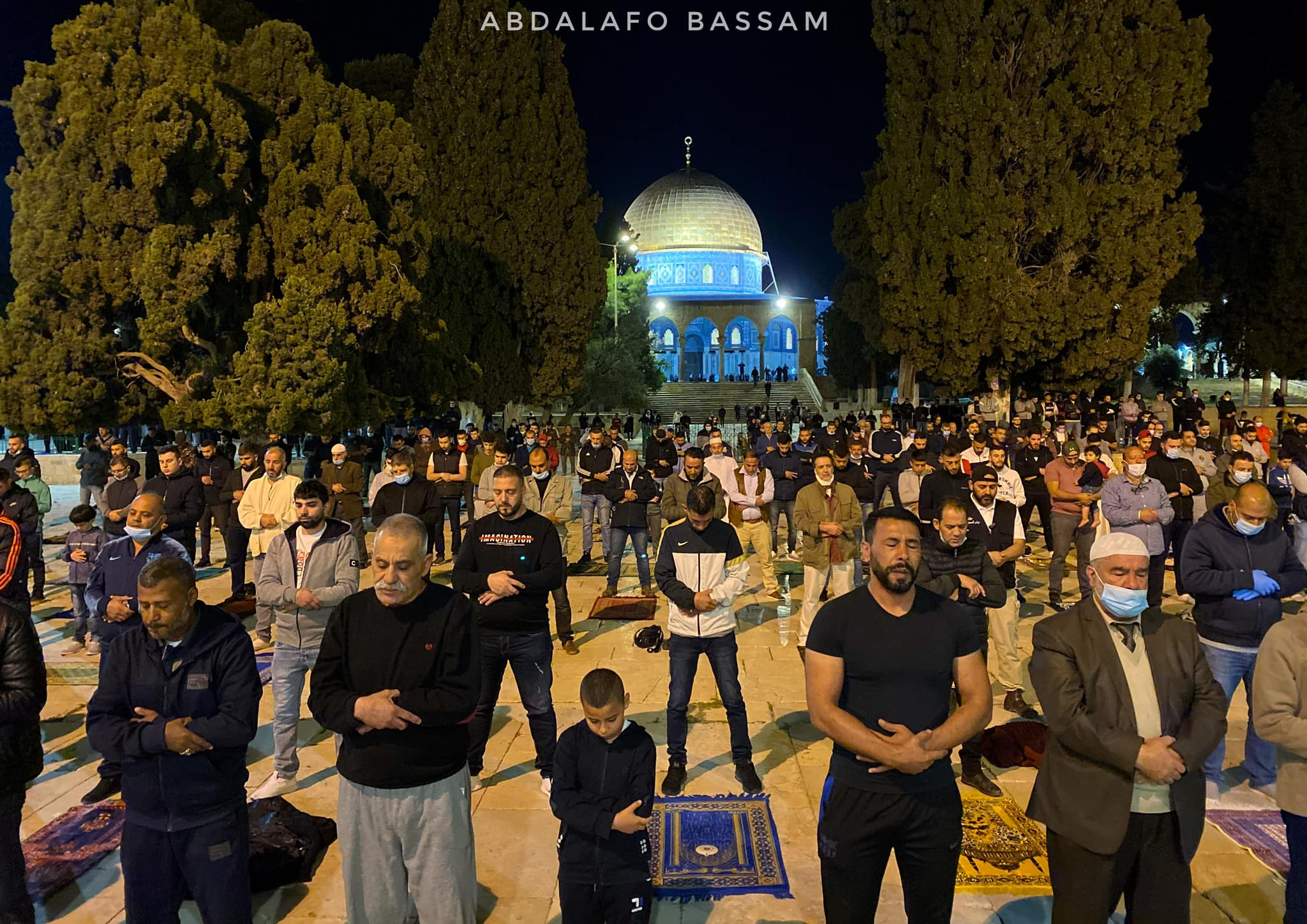Reouverture mosquee Aqsa coronovirus