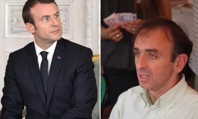 Zemmour Macron