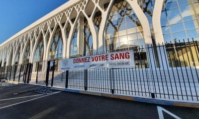 Don du sang Centre Annour de Mulhouse