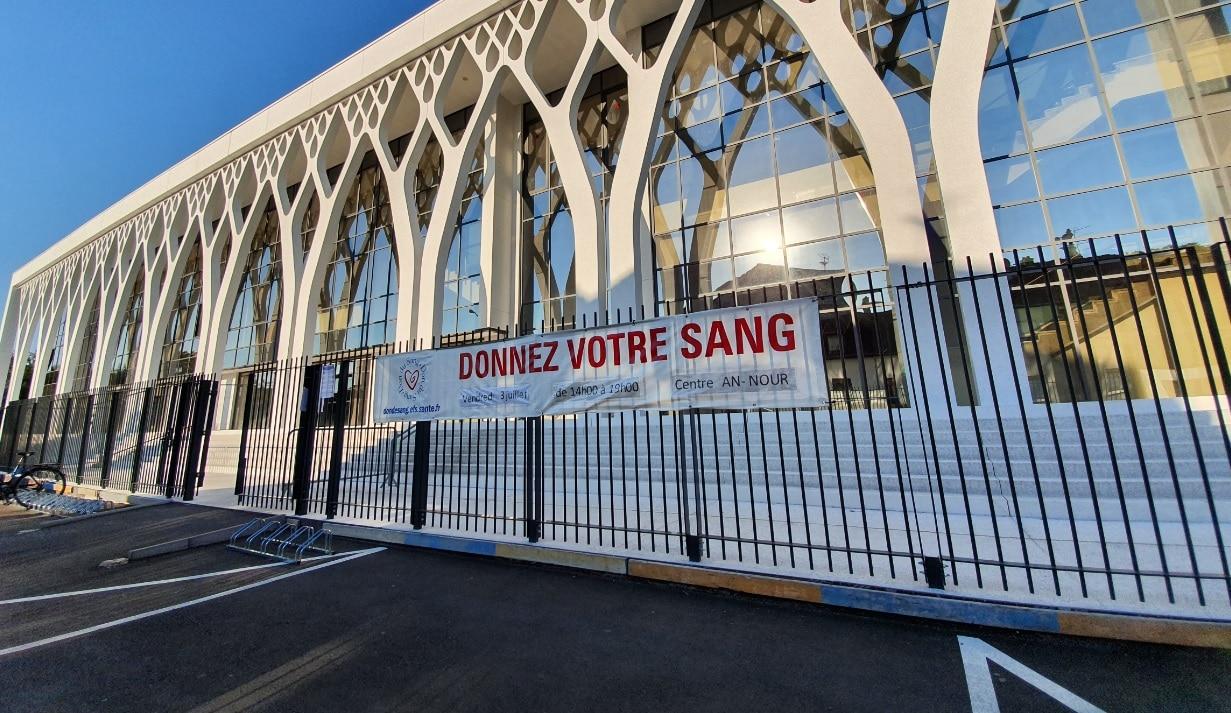 Don du sang Centre Annour de Mulhouse
