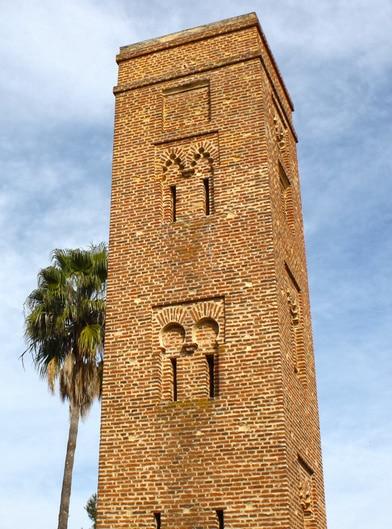 Minaret almohade Espagne