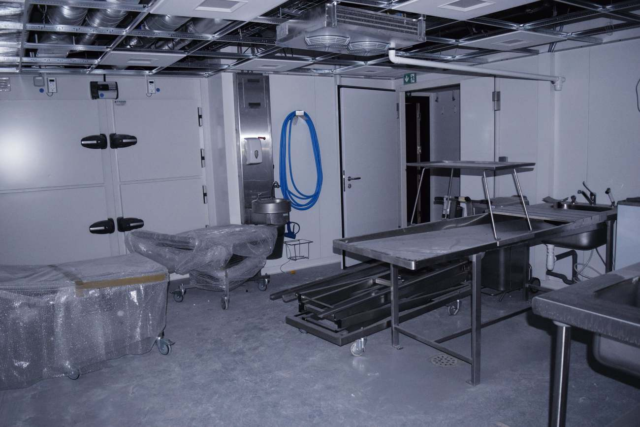 Morgue Centre Annour Mulhouse