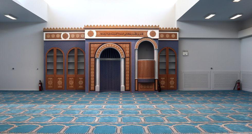Mosquée Athènes