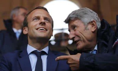 Philippe de Villers ami raciste de Macron