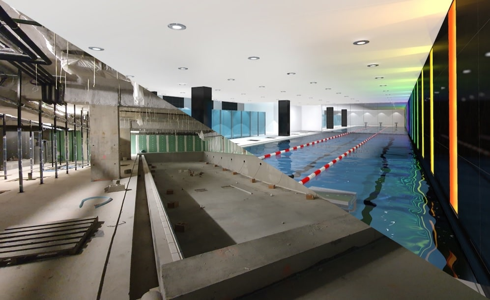 Piscine Centre Annour Mulhouse