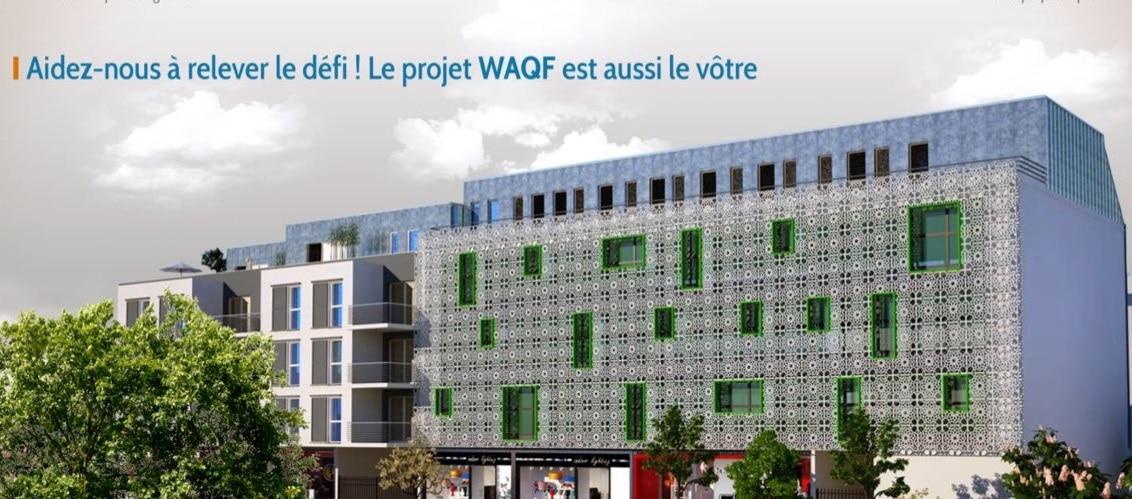 Projet waqf Vigneux
