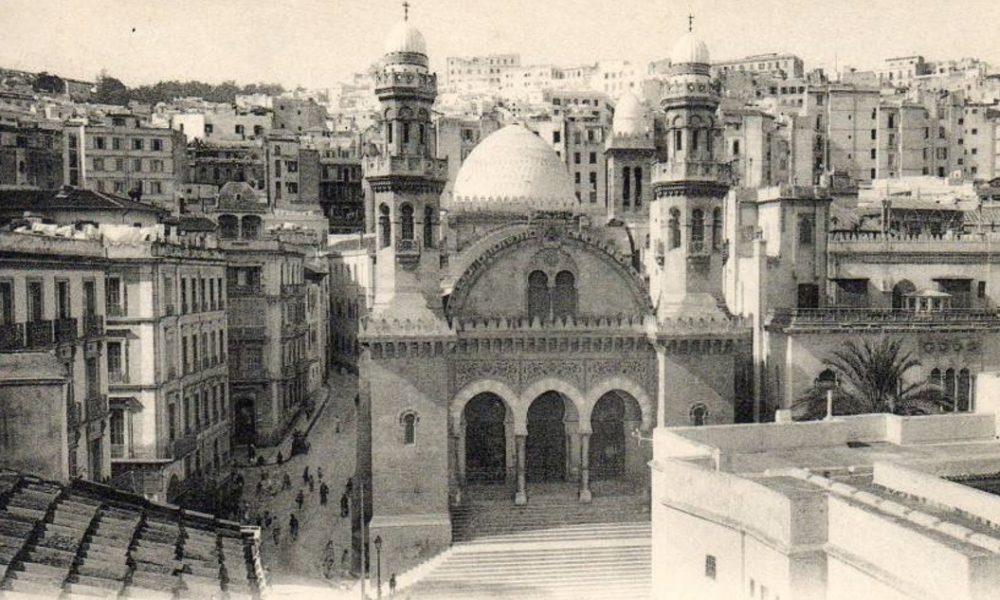 Mosquée Ketchaoua cathedrale
