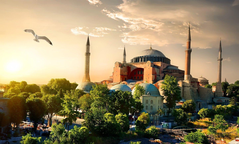 Mosquée Sainte Sophie exterieur