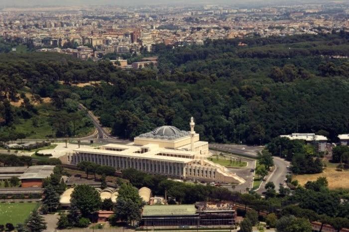 Mosquée de Rome 4