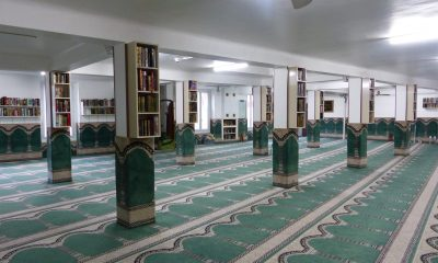 Perquisition mosquée Omar Paris