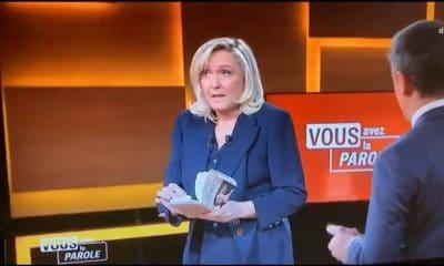 Darmanin Marine Le Pen Islam