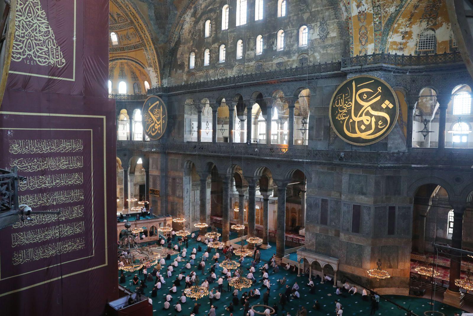 Mosquée Ayasofya