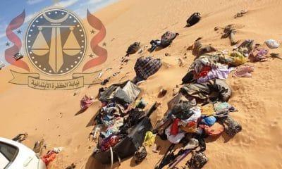 Une famille meurt de faim et de soif en plein désert libyen