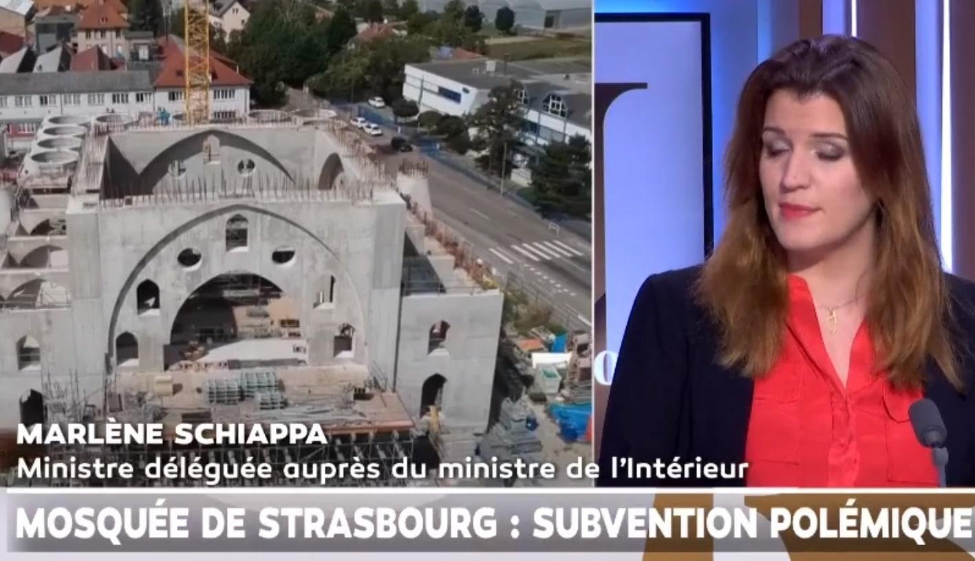 Marlene Schiappa charte imams