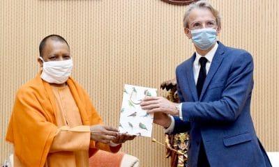 Yogi Adityanath ambassadeur France