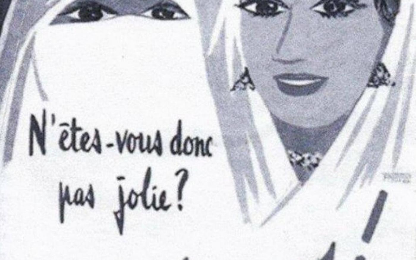 Dévoilement femmes France