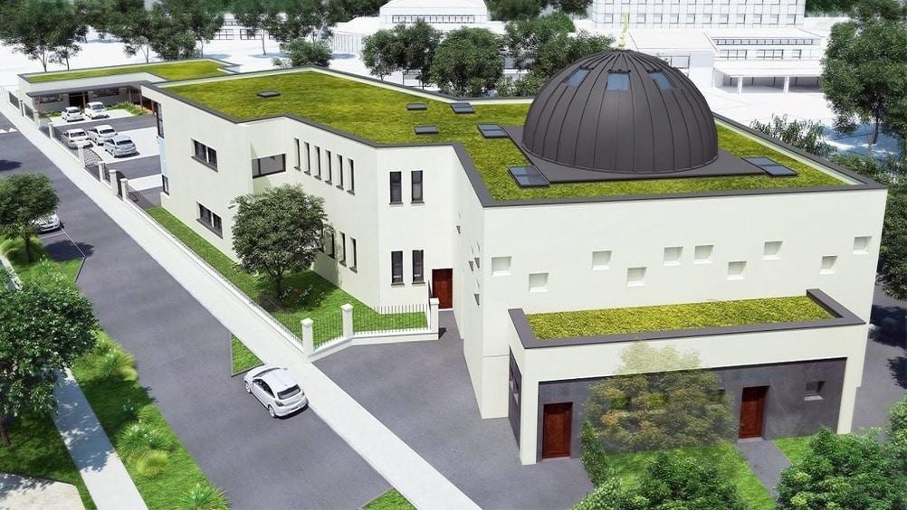 Mosquée Eveil Meinau