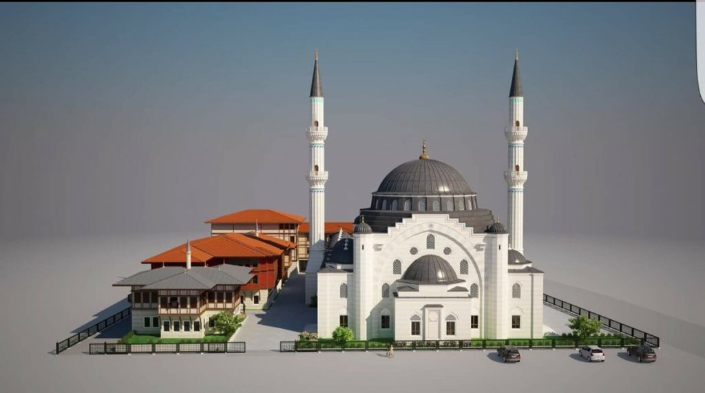 Mosquée Eyyûb Sultan Strasbourg