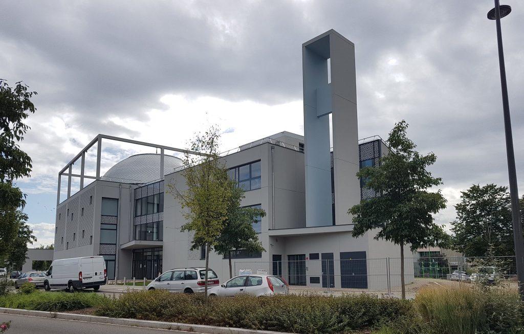 Mosquée de Hautepierre