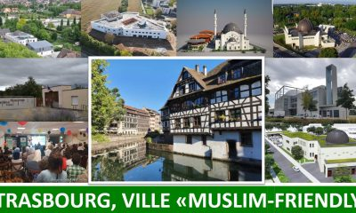 Strasbourg ville muslim friendly