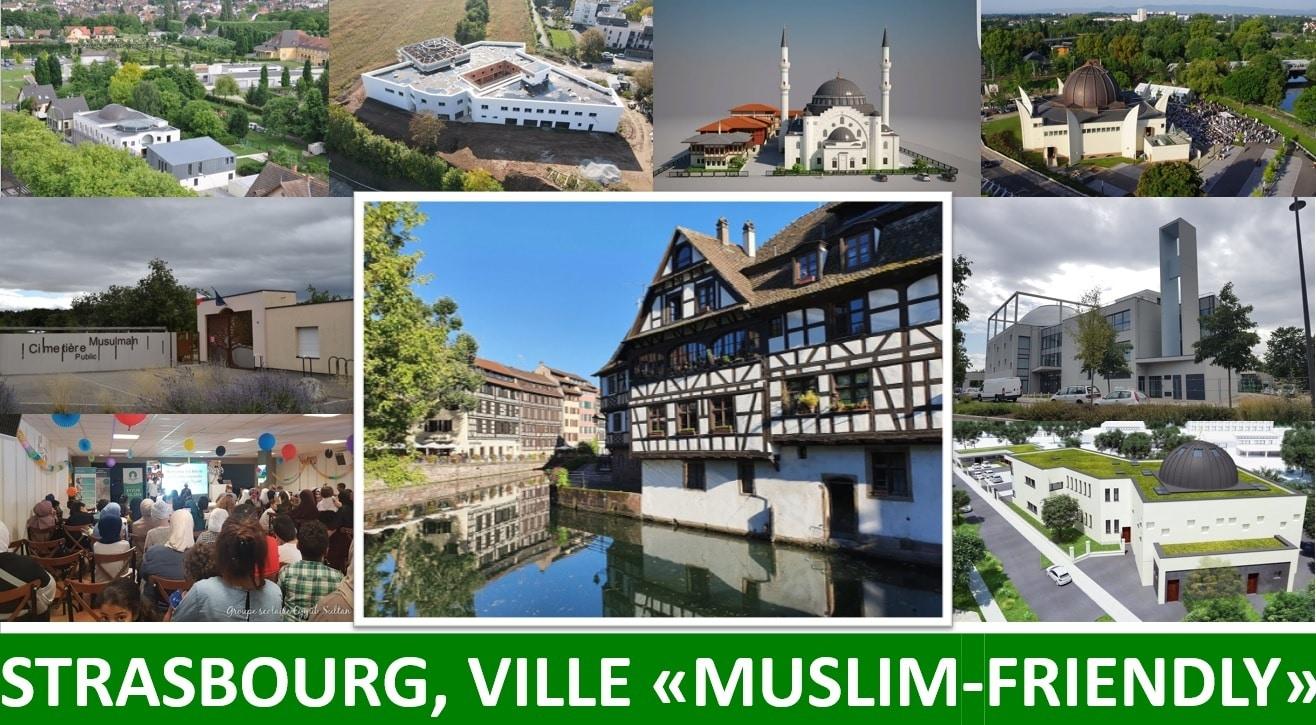 Strasbourg ville muslim friendly