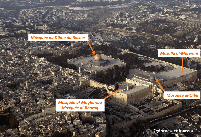 La Mosquée Al Aqsa