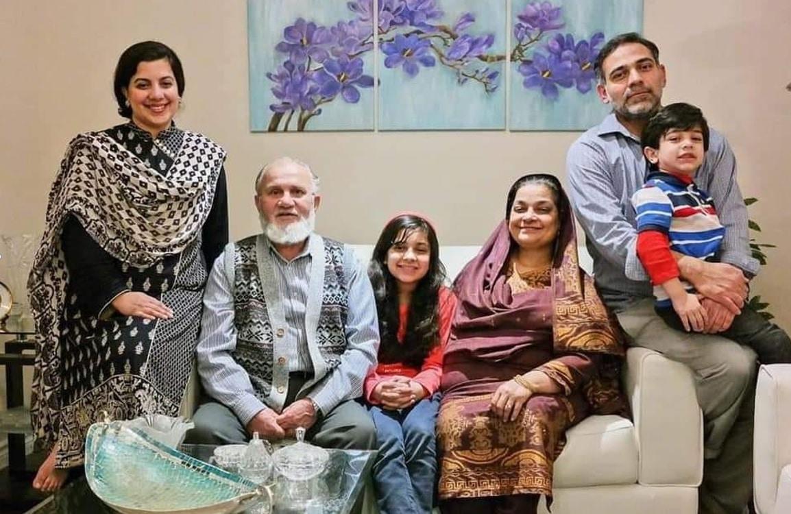 Famille musulmane tuée canada
