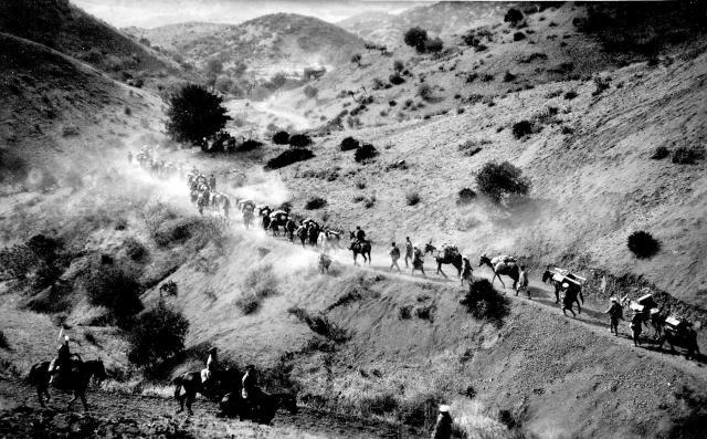 troupes espagnol Rif