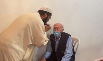 Conversion à l'islam 95 ans