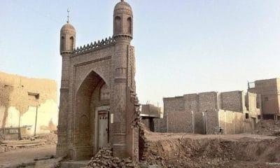 Hotel remplace une mosquée Xinjiang